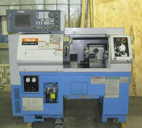 Used 2000 Mazak QT6T