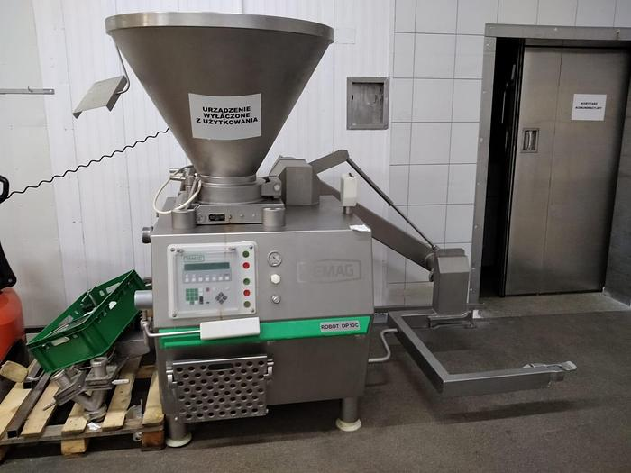 Used 2004 Vemag Robot DP 10 C