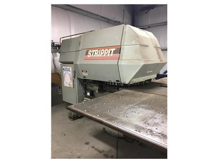 1990 33 Ton Strippit 1250S CNC Turret Punch