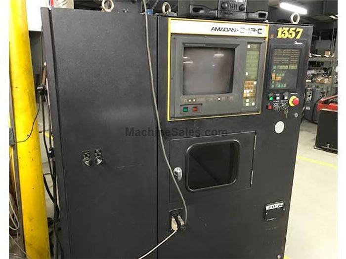1993 33 Ton Amada Pega 357 CNC Turret Punch