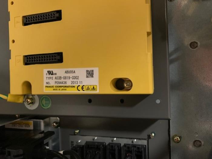 2011 FANUC M900iA/350