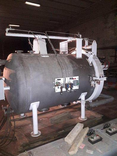 Used INDUSTRIAL FILTER UNIT – TYPE 122.332 – SERIES 48-4-14 (#9685)