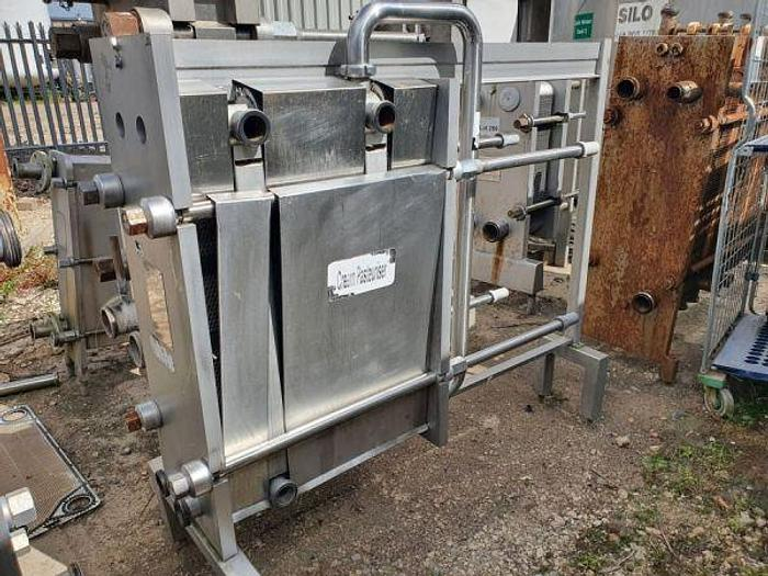 Used Alfa Laval Clip 6 RM Plate Heat Exchanger