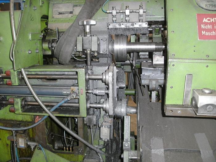 Oberburg Aerosol Can Trimming/Brushing Unit: IEX-188