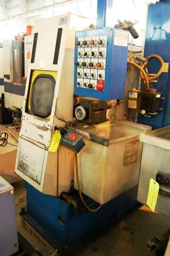 Used 1997 Masco Single Spindle Vertical Micro-Finisher