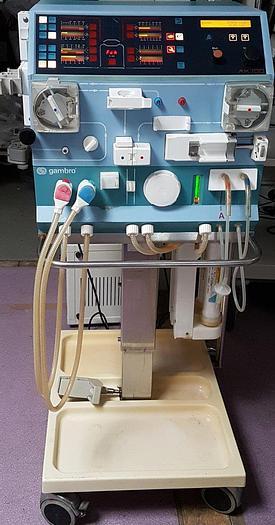 Gebraucht GAMBRO System AK100 Dialysegerät