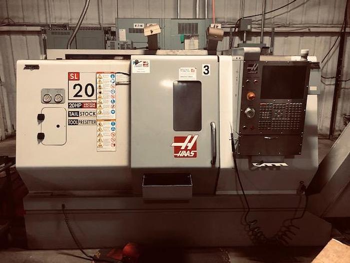 2007 Haas SL-20