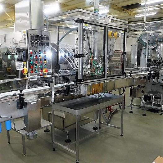 King Liquid Filling Line