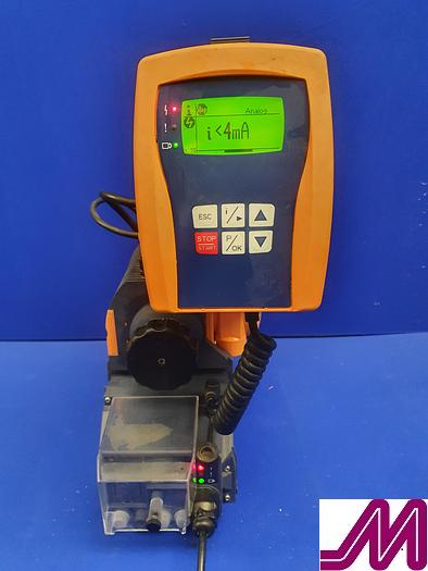 Used 2013 Sigma X Prominent S1CBH Ddiaphragm Metering Pump S1CBH 10044PVTS010UA010S0EN