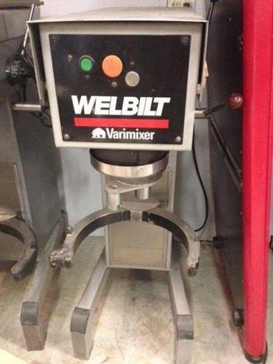 Used WELBILT VARIMIXER 30QT