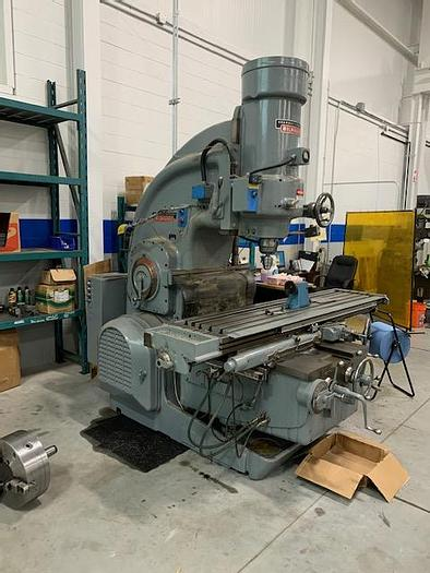 Used 1969 Kerney  & Trecker  Vertical mill  420 TF  420 -TF