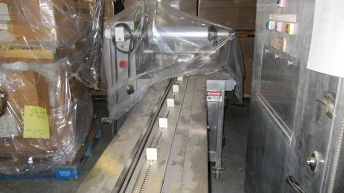 1995 PFM SIERRA STAINLESS STEEL HORIZONTAL WRAPPER