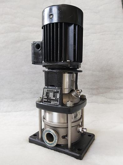 Gebraucht Kreiselpumpe, CRN3-4 A-P-G-V-HQQV, 26,1m, 3,0m3/h, Grundfos,  gebraucht - überholt