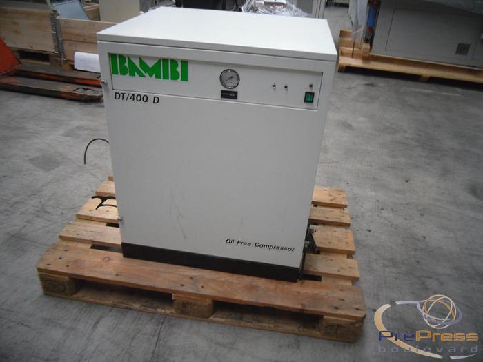Refurbished 2004 Bambi DT/40Q D Compressor