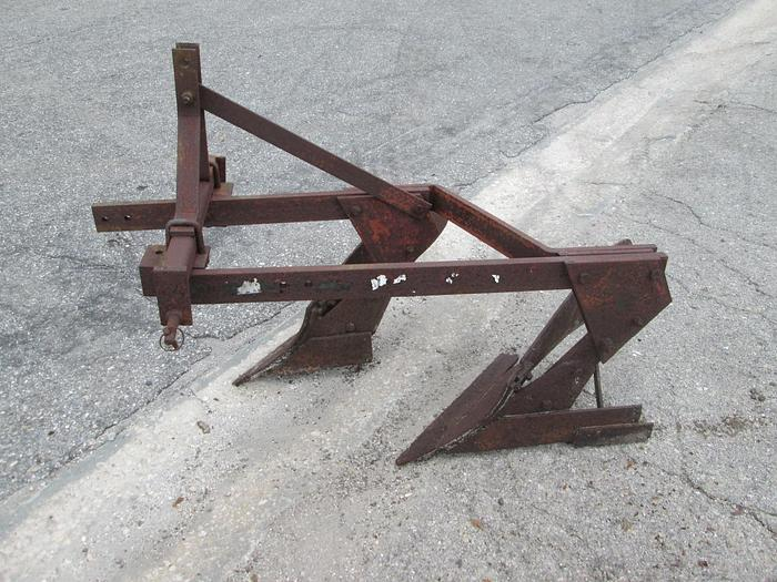Used 2 Bottom Plow