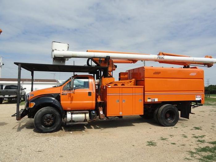 Used 2013 ALTEC LRV60-E70