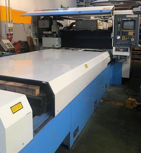 Used Mazak Super Turbo X 510 - Laser Cutting - 1996