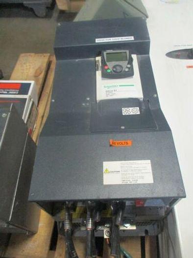 Used Schneider Electric ATV61HD90N4