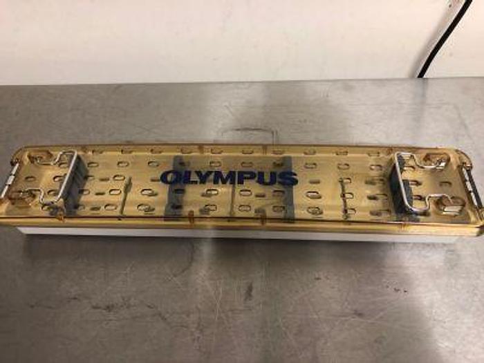 Surgical Instrument Case Plastic Olympus