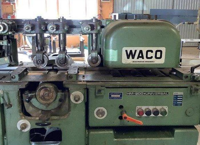 Used Moulder Waco 200 -75, 6-spindles