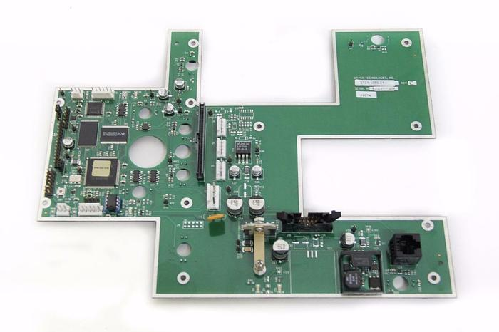 Used ASYST Technologies 9701-1058-01 Rev.C Board for ISO Port 9700-9129-01 (4251)