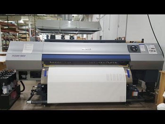Used 2013 Mimaki TS500-1800 DS