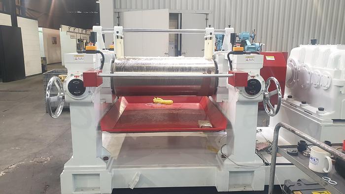 QTY 1 -  XK400X1000 Two roll mill