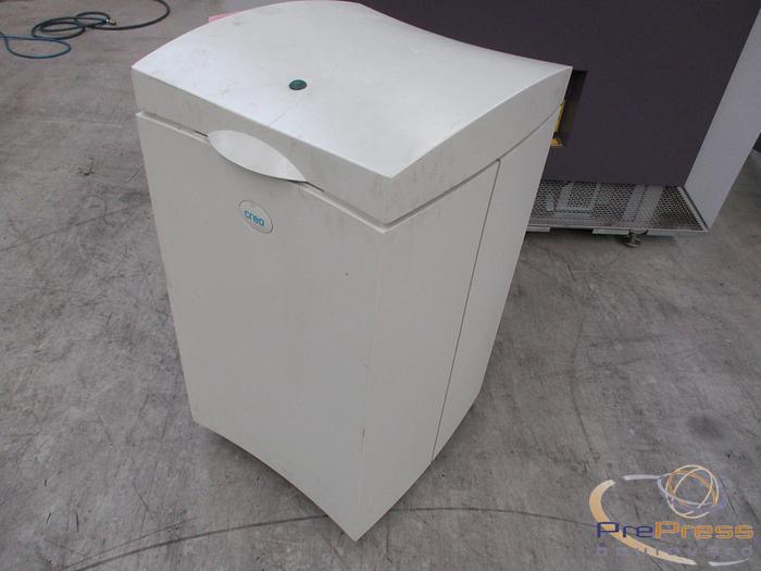 Refurbished 2005 Kodak (Creo) UDRC - Debris Removal Cabinet