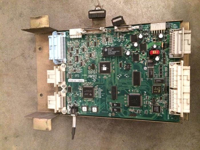 Used Capstone Turbine ECM Control Board for C60 Microturbine (P/N 512300-030)