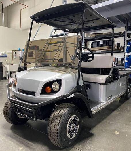 Used 2016 Cushman EZ-GO Cart