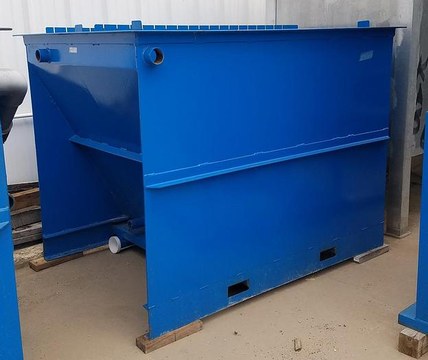 Used CL-08: Used 10 GPM Clarifier, needs settling plates
