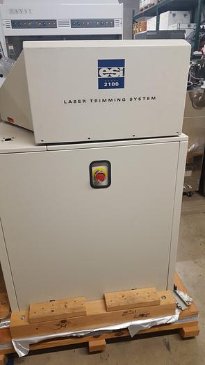 ESI 2100 Laser Trimmer