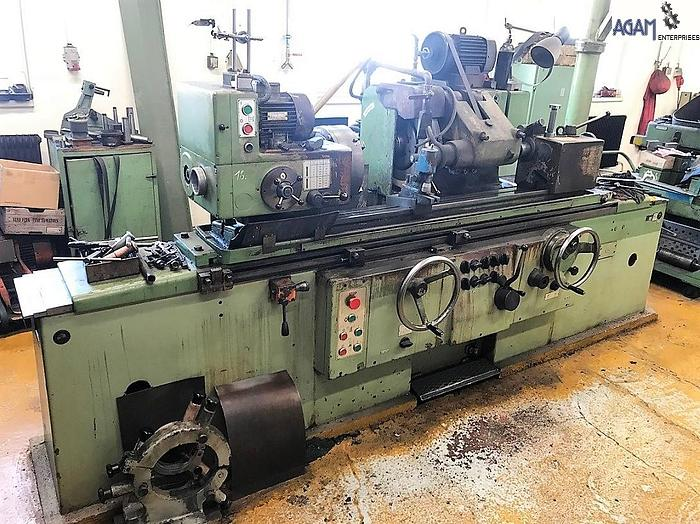 Used Tos BHU40 / 1000 Universal Cylindrical Grinder