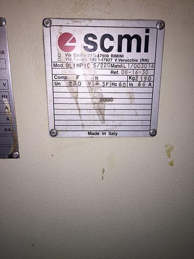 SCMI S220/44 Edgebander