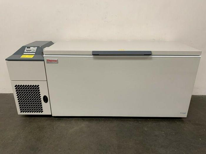 Used Thermo Scientific 5823 ULT2090 -86C Ultra Low Chest Freezer 230V  Mfg 2018