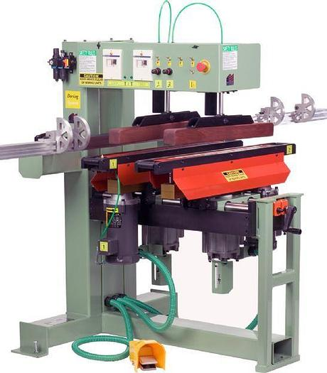 """Used Conquest """"2-46"""" 46-Spindle Line Boring Machine"""