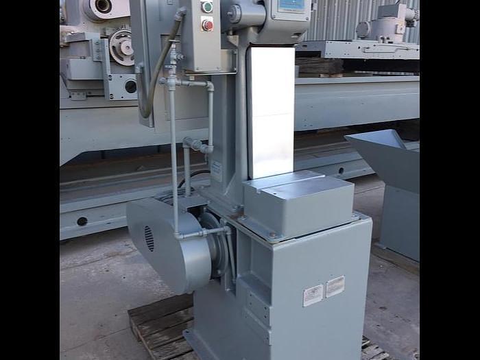 Used Hammond Mdl. V-8W-D Belt Grinder