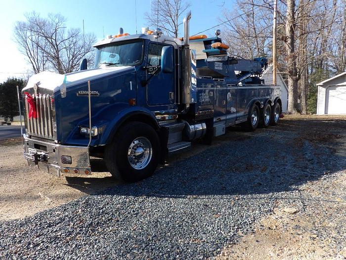 Used 1997 KENWORTH T800