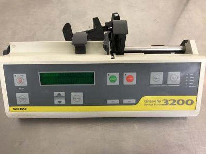 Syringe Pump Graseby 3200
