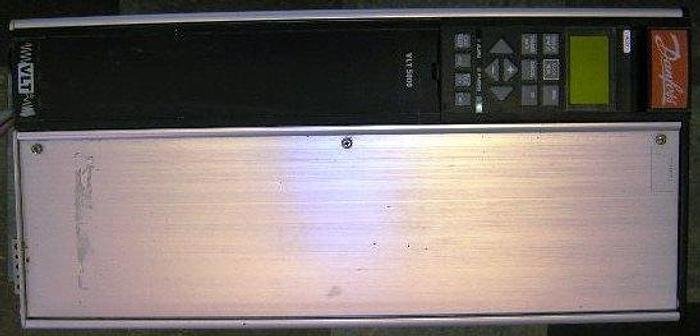 Used Danfoss VLT, type 5022. IP 20. Serial no. 011519G380. 15 kW