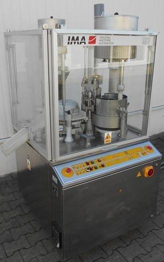 Used G 14357 D - Capsule Filler ZANASI AZ 40 F for Powders
