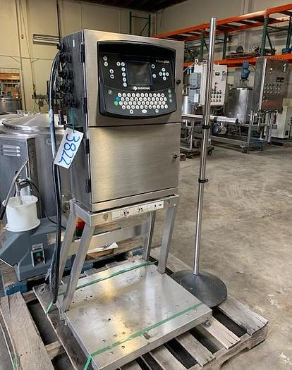 Used Domino Ink Jet A Series C-6000