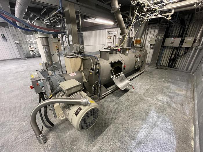 Used MORTON KM20004ZF Ploughshare Mixer