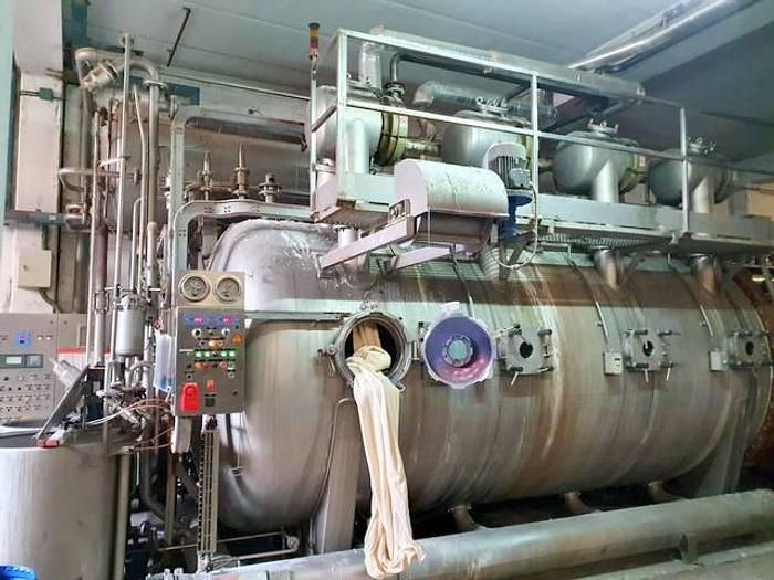 Used OVERFLOW DYEING HT MCS MULTIFLOW MF4 XJ HT 800 kg