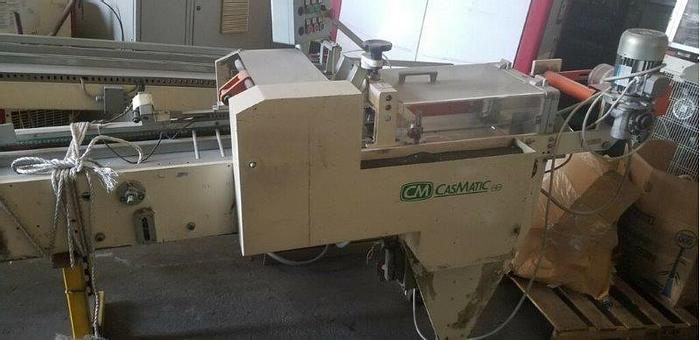 Used CASSOLI PAC 110 TOILET ROLL / KITCHEN TOWEL WRAPPER