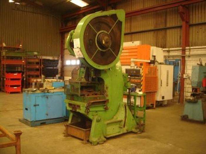 Used Raskin 75 Ton Eccentric Press