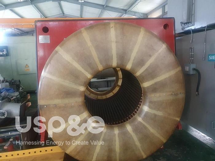 Used 20 MW 1997 Used Siemens SST-200 Steam Turbine