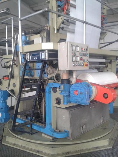 FIAP 916-4 EXTRUSION LINE YEAR 1995