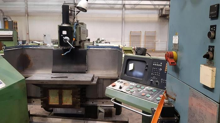 Frezarka CNC TOS FNG 40