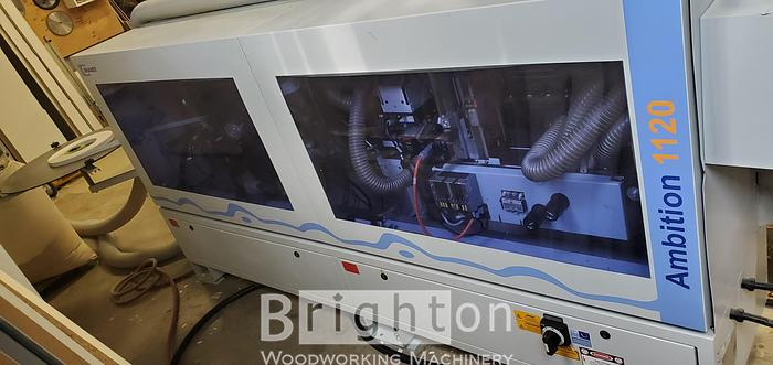 Used 2014 Homag Brandt Ambition 1120FC, Used Edgebander w/ Pre-milling and Corner rounding(coming soon)